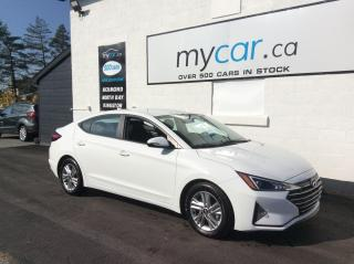 Used 2020 Hyundai Elantra Preferred HEATED SEATS/WHEEL, ALLOYS, BACKUP CAM!! for sale in Kingston, ON