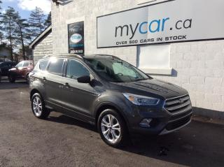 Used 2017 Ford Escape BIG SCREEN, BACKUP CAM, HEATED SEATS, ALLOYS!! for sale in North Bay, ON