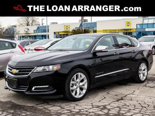 Used 2019 Chevrolet Impala Premier for sale in Barrie, ON
