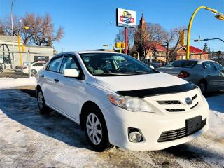 Used 2012 Toyota Corolla Base for sale in Regina, SK