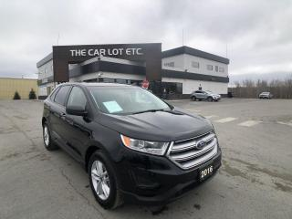 Used 2016 Ford Edge SE FM stereo, Heated Seats, Backup Camera for sale in Sudbury, ON