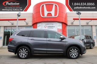Used 2020 Honda Pilot EX-L Navi - HEATED SEATS NAVIGATION SUBWOOFER - for sale in Sudbury, ON