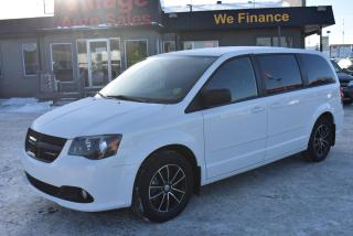 Used 2017 Dodge Grand Caravan CVP/SXT CRUISE CONTROL, DUAL A/C, AUX for sale in Saskatoon, SK