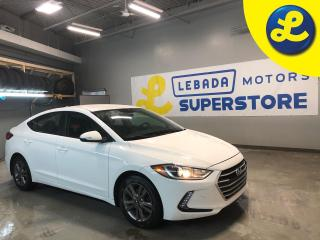 Used 2017 Hyundai Elantra Back Up Camera/Blind Spot/Rear Collision  * Heated Seats and Steering * Android Auto/ Apple Car Play * 6-Speed Automatic w/OD & SHIFTRONIC -inc: manua for sale in Cambridge, ON