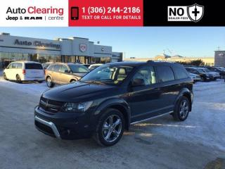 Used 2017 Dodge Journey Crossroad Plus for sale in Saskatoon, SK