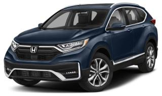 New 2021 Honda CR-V Touring for sale in Vancouver, BC