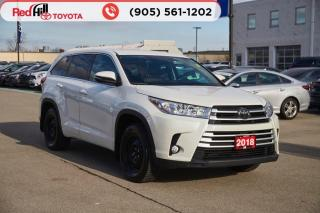 Used 2018 Toyota Highlander LE for sale in Hamilton, ON