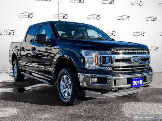 Used 2018 Ford F-150 XLT XTR 4x4/17 Wheels/Bluetooth for sale in St Thomas, ON