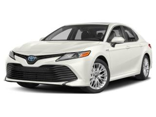 New 2020 Toyota Camry HYBRID SE for sale in Ancaster, ON