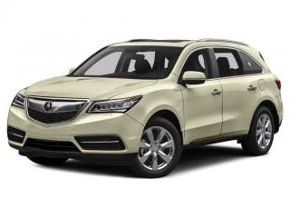 Used 2015 Acura MDX Elite Package for sale in Burlington, ON