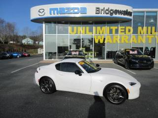 Used 2018 Mazda Miata MX-5 RF GS for sale in Hebbville, NS