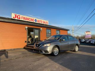Used 2018 Nissan Sentra SV for sale in Millbrook, NS