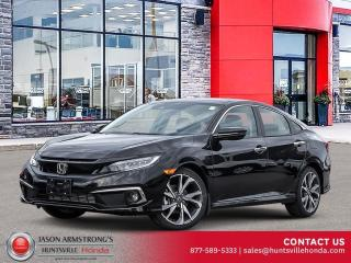 New 2021 Honda Civic Touring for sale in Huntsville, ON