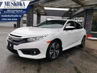 Used 2017 Honda Civic Sedan EX-T for sale in Bracebridge, ON