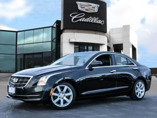 Used 2016 Cadillac ATS 2.5L ONE OWNER! | CLEAN HISTORY! for sale in Burlington, ON