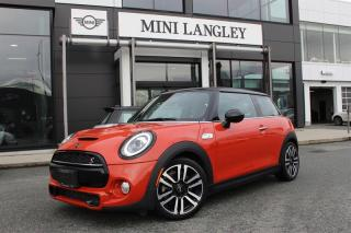 Used 2019 MINI Hardtop 3 Door for sale in Langley, BC