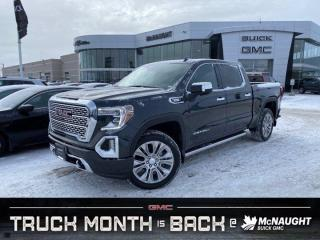 New 2021 GMC Sierra 1500 Denali 3.0L Duramax for sale in Winnipeg, MB