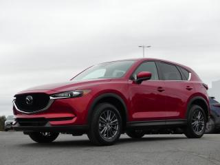 Used 2020 Mazda CX-5 GS AWD GROUPE CONFORT DEMO for sale in St-Georges, QC