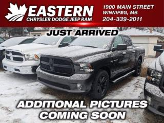 New 2020 RAM 1500 Classic Express | Backup Cam | 8.4 In. Touchscreen | for sale in Winnipeg, MB