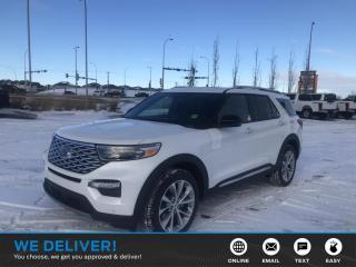 New 2021 Ford Explorer Platinum for sale in Fort Saskatchewan, AB
