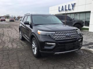 New 2021 Ford Explorer LIMITED for sale in Tilbury, ON