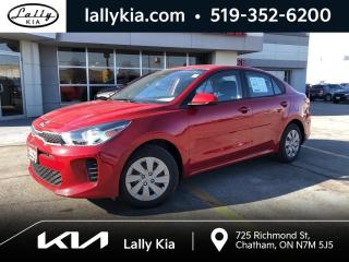 New 2020 Kia Rio LX+ for sale in Chatham, ON