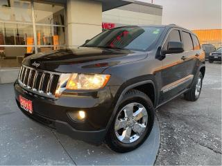 Used 2011 Jeep Grand Cherokee Laredo for sale in Chatham, ON