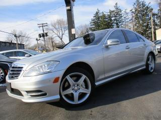 Used 2011 Mercedes-Benz S-Class 4dr Sdn S 450 4MATIC for sale in Burlington, ON
