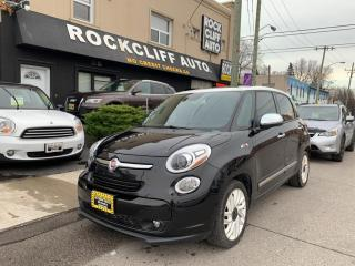 Used 2014 Fiat 500 L 5DR HB TREKKING for sale in Scarborough, ON