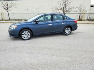 Used 2016 Nissan Sentra CVT 1.8L, NO ACCIDENT ! CERTIFIED!! for sale in Mississauga, ON