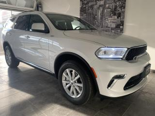 New 2021 Dodge Durango SXT for sale in Steinbach, MB