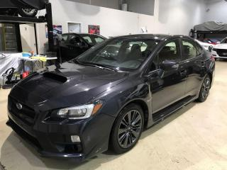 Used 2016 Subaru WRX w/Sport-tech Pkg for sale in North York, ON