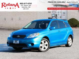 Used 2007 Toyota Matrix for sale in Oakville, ON