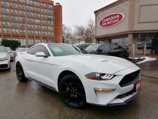 Used 2018 Ford Mustang NO ACCIDENT   BACK UP CAM   BLUE TOOTH   WARRANTY for sale in Scarborough, ON