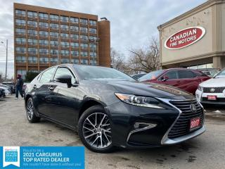 Used 2017 Lexus ES 350 TOURING PKG | NAVI | CAM |ROOF | 4 NEW SNOW TIRES* for sale in Scarborough, ON