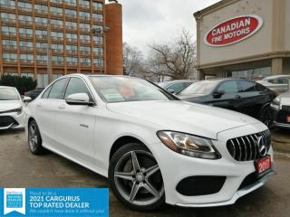 Used 2017 Mercedes-Benz C 300 C300 4MATIC NAVI | CAM | PANO | 4 MATIC | NEW WINTER TIRES* for sale in Scarborough, ON