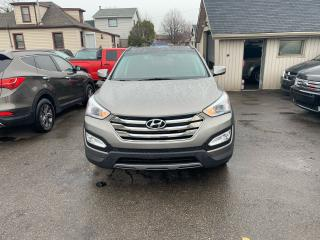 Used 2014 Hyundai Santa Fe Sport Limited for sale in Hamilton, ON