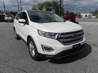 Used 2018 Ford Edge SEL AWD FULLY LOADED for sale in Windsor, ON
