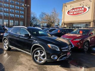 Used 2018 Mercedes-Benz GLA GLA250 CLEAN CARFAX | SPORT PKG | PANO |4 NEW SNOW TIRES* for sale in Scarborough, ON