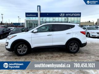 Used 2016 Hyundai Santa Fe Sport PREMIUM/AWD/HEATED FRONT A REAR SEATS/BACKUP CAM for sale in Edmonton, AB