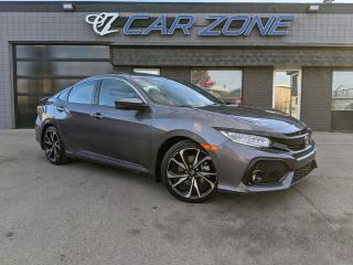 Used 2018 Honda Civic CIVIC Si  6 SPD for sale in Calgary, AB
