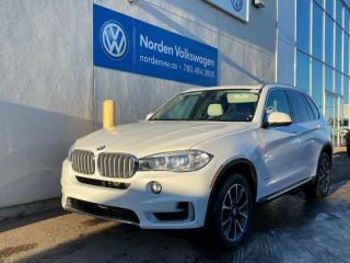 Used 2016 BMW X5 xDrive35d AWD DIESEL! FULLY LOADED for sale in Edmonton, AB