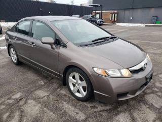 Used 2010 Honda Civic Sport for sale in North York, ON