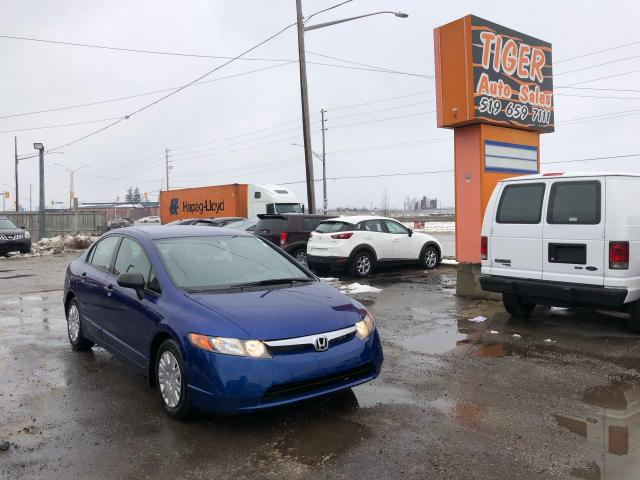 2007 Honda Civic DX-G**ONLY 42KMS**VERY LOW KMS**CERTIFIED