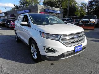 Used 2015 Ford Edge SEL AWD Fully Loaded 6cyl for sale in Windsor, ON