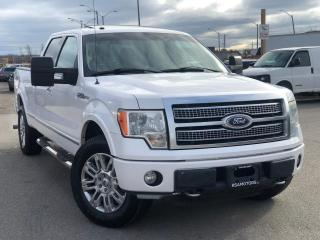 Used 2010 Ford F-150 Platinum Long Box for sale in Oakville, ON