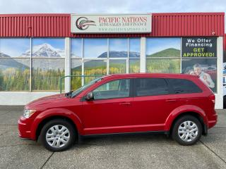 Used 2016 Dodge Journey SE Plus for sale in Campbell River, BC