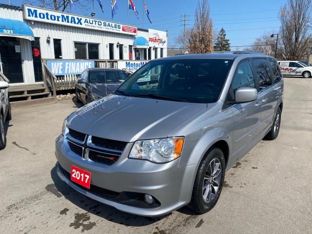 2017 Dodge Grand Caravan SXT Premium Plus-Accident Free