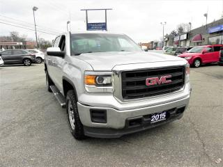 Used 2015 GMC Sierra 1500 SLE CREW CAB for sale in Windsor, ON