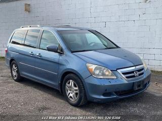 Used 2006 Honda Odyssey EX-L for sale in Whitby, ON